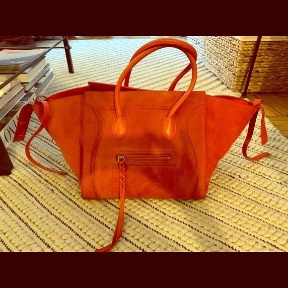 3778a120e1 Celine Handbags - Celine Phantom Handbag
